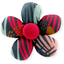 Mini flower hair slide fireworks - PPMC