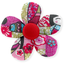 Mini flower hair slide kokeshis - PPMC