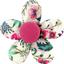 Petite barrette mini-fleur printanier - PPMC