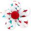 Petite barrette mini-fleur swimswim - PPMC