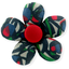 Mini flower hair slide  tulipes - PPMC