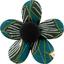 Pasador mini flor   végétalis - PPMC