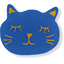 Meow hair slide navy blue