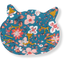 Meow hair slide fleuri nude ardoise - PPMC