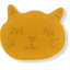 Meow hair slide yellow ochre - PPMC