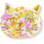 Meow hair slide mimosa jaune rose - PPMC