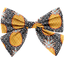 Bow tie hair slide pineapple - PPMC