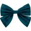 Pasador lazo mariposa bleu vert - PPMC