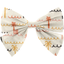 Bow tie hair slide   copa-cabana - PPMC