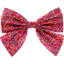 Bow tie hair slide currant crocus - PPMC