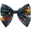 Bow tie hair slide jungle party - PPMC
