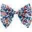 Pasador lazo mariposa londres florecido - PPMC