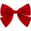 Bow tie hair slide   - PPMC