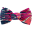 Barrette petit noeud tropical fire - PPMC