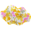 Cloud hair-clips mimosa jaune rose - PPMC