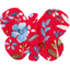 Butterfly hair clip cherry cornflower - PPMC