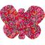 Pasadores de mariposa azafrán grosella - PPMC