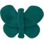 Butterfly hair clip emerald green - PPMC