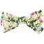Ribbon bow hair slide menthol berry - PPMC