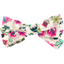 Ribbon bow hair slide spring - PPMC