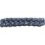 Pasador trenzado grande etoile argent jean - PPMC