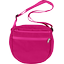 Base of small saddle bag fuschia - PPMC