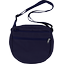 Base of small saddle bag navy blue