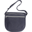 Base of saddle bag  silver gray