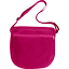 Base of saddle bag  fuschia - PPMC