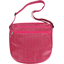 Base of saddle bag  silver fuchsia - PPMC