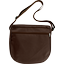 Base of saddle bag  brown - PPMC