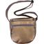 Base sac petite besace lézard bronze - PPMC