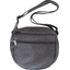 Base of small saddle bag suédine noire - PPMC