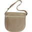 Base of saddle bag  silver taupe - PPMC