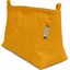 Base of shoulder bag ochre linen - PPMC