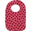 Bib - Baby size ladybird gingham - PPMC