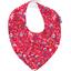 Bavoir bandana bleuets cherry - PPMC