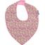 bandana bib pink jasmine - PPMC