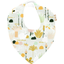 bandana bib water green rabbit - PPMC