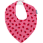 bandana bib ladybird gingham - PPMC