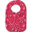 Babero para bebé  aciano cherry - PPMC