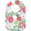 Bib - Baby size powdered  dahlia - PPMC