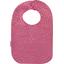 Bib - Baby size etoile or fuchsia
