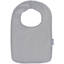 Bib - Baby size etoile or gris - PPMC