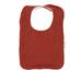 Bib - Baby size lurex terracotta gauze - PPMC