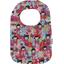 Bib - Baby size kokeshis - PPMC