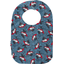 Bib - Baby size flowered night - PPMC