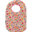 Bib - Baby size pink meadow - PPMC