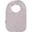 Babero para bebé  triangle cuivré gris - PPMC