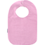 Bib - Baby size fuschia gingham - PPMC